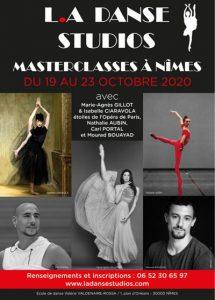Master Class danse Nimes